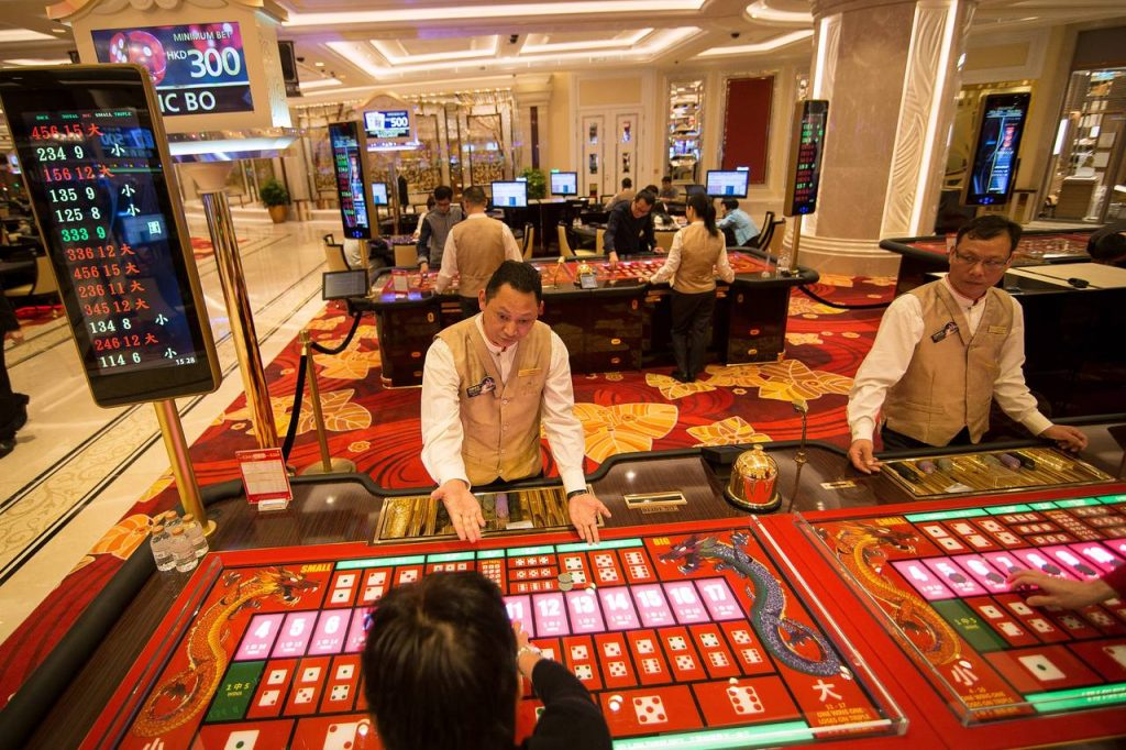 How To Play Sic Bo Online Casino State